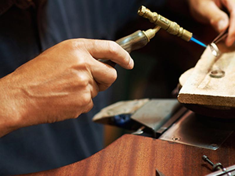 Professionelle Reparatur & Anfertigung